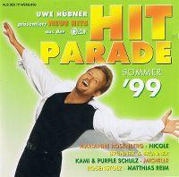 Cover  - Uwe Hübner präsentiert Neue Hits aus der Hit Parade - Sommer '99