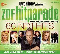 Cover  - Uwe Hübner präsentiert ZDF Hitparade - Die echten 60 Nr1 Hits