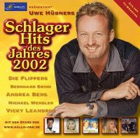 Cover  - Uwe Hübners Schlager Hits des Jahres 2002