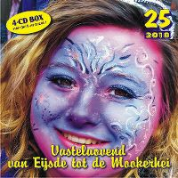 Cover  - Vastelaovend van Eijsde tot de Mookerhei 25 - 2018