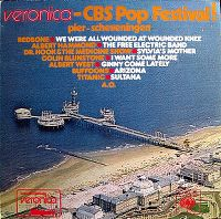 Cover  - Veronica - CBS Pop Festival!