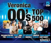 Cover  - Veronica 00's Top 500