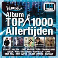 Cover  - Veronica Album Top 1000 Allertijden - Editie 2013
