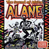 Cover  - Veronica Goes Africa - Alane - The Sound Of Africa