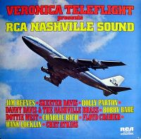 Cover  - Veronica Teleflight Presents: RCA Nashville Sound