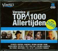 Cover  - Veronica Top 1000 Allertijden - Editie 2008