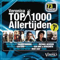Cover  - Veronica Top 1000 Allertijden - Editie 2011