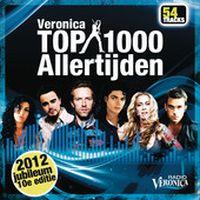 Cover  - Veronica Top 1000 Allertijden Jubileum Editie