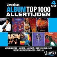 Cover  - Veronica's Album Top 1000 Allertijden