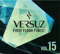 Cover  - Versuz - First Floor Finest 15