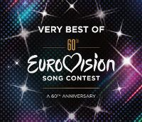 Cover  - Very Best Of 60th Eurovision Song Contest - A 60th Anniversary