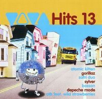Cover  - VIVA Hits 13