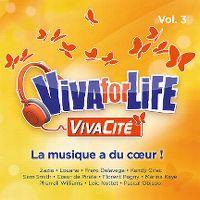 Cover  - VivaCité - Viva For Life Vol. 3