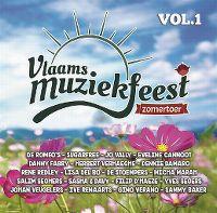 Cover  - Vlaams Muziekfeest zomertoer vol. 1