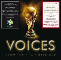 Cover  - Voices From The FIFA World Cup