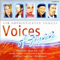 Cover  - Voices Of Jazz