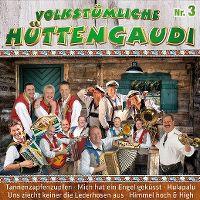 Cover  - Volkstümliche Hüttengaudi Nr. 3