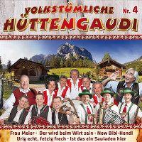Cover  - Volkstümliche Hüttengaudi Nr. 4