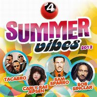 Cover  - VT4 Summer Vibes 2012