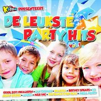 Cover  - vtmKzoom presenteert: De leukste party hits vol. 1