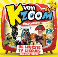 Cover  - vtmKzoom presenteert: De leukste tv-liedjes