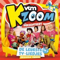 Cover  - vtmKzoom presenteert: De leukste tv-liedjes vol. 2
