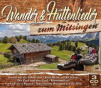 Cover  - Wander & Hüttenlieder zum Mitsingen