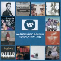 Cover  - Warner Music Benelux - Compilation 2012