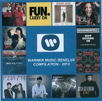 Cover  - Warner Music Benelux - Compilation 2013