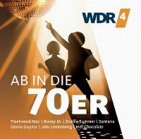 Cover  - WDR 4 - Ab in die 70er