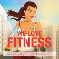 Cover  - We Love Fitness