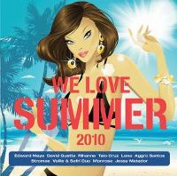 Cover  - We Love Summer 2010