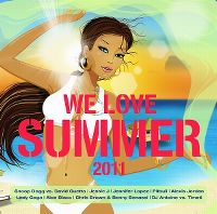Cover  - We Love Summer 2011