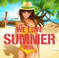 Cover  - We Love Summer 2015