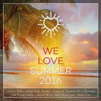 Cover  - We Love Summer 2016