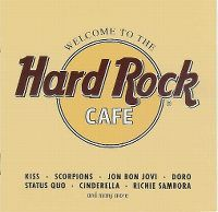 Cover  - Welcome To The Hard Rock Cafe