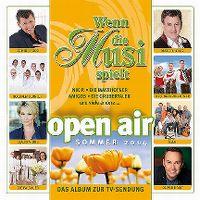 Cover  - Wenn die Musi spielt - Open Air Sommer 2014