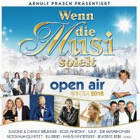 Cover  - Wenn die Musi spielt - Open Air Winter 2018