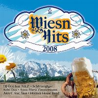 Cover  - Wiesn Hits 2008