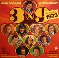 Cover  - Wim Thoelke präsentiert 3 x 9 - Ausgabe 1973