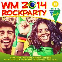 Cover  - WM 2014 Rockparty