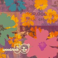 Cover  - Woodstock 50th Anniversary Collection - Back To The Garden