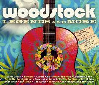 Cover  - Woodstock Legends And More