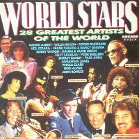 Cover  - World Stars - 28 Greatest Artists Of The World
