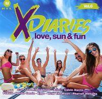 Cover  - X-Diaries - Love, Sun & Fun Vol. 6