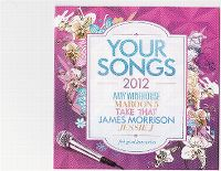 Cover  - Your Songs 2012