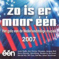 Cover  - Zo is er maar één 2007
