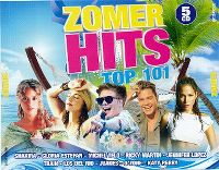 Cover  - Zomer hits Top 101
