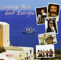 Cover  - Zonnige reis door Europa