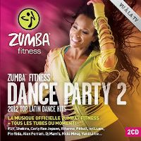 Cover  - Zumba Fitness - Dance Party 2